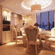 简欧餐厅设计