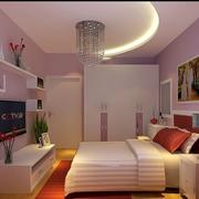 甜美卧室装饰展示