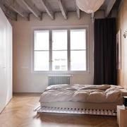 榻榻米公寓卧室