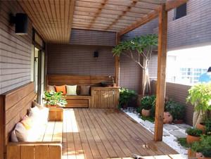 家居露台设计