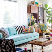 家居客厅装饰