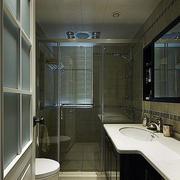房屋现代卫生间