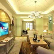 新颖的客厅图片展示