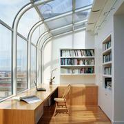 阳光房书房