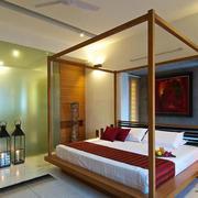简约的卧室图片