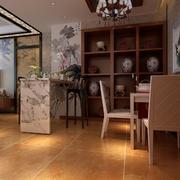 家居餐厅收纳架设计