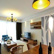 现代简约单身公寓