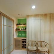 小户型家庭木质家具