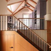 阁楼楼梯收纳设计图