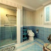 美式房屋地中海卫生间装饰