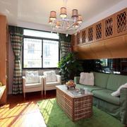 房屋客厅沙发