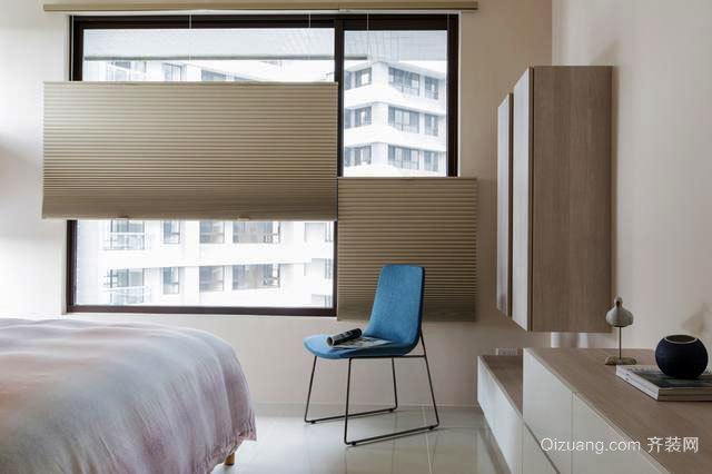 四口之家100平现代风格家居装修效果图