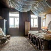 公寓个性的卧室吊顶设计