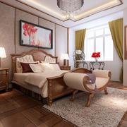 精美商品房卧室装修