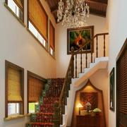 家居走廊楼梯设计