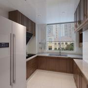 现代美式厨房