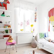 彩色儿童房展示