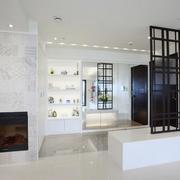 三室一厅简约灯饰设计