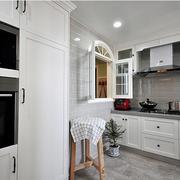 现代化的厨房