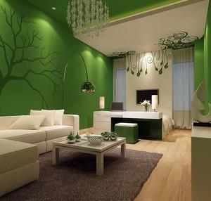 50平米小户型温馨经典客厅装修效果图