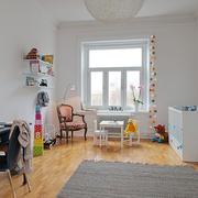 现代简约儿童房装修
