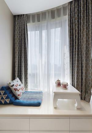 飘窗时尚窗帘展示