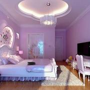 梦幻卧室设计