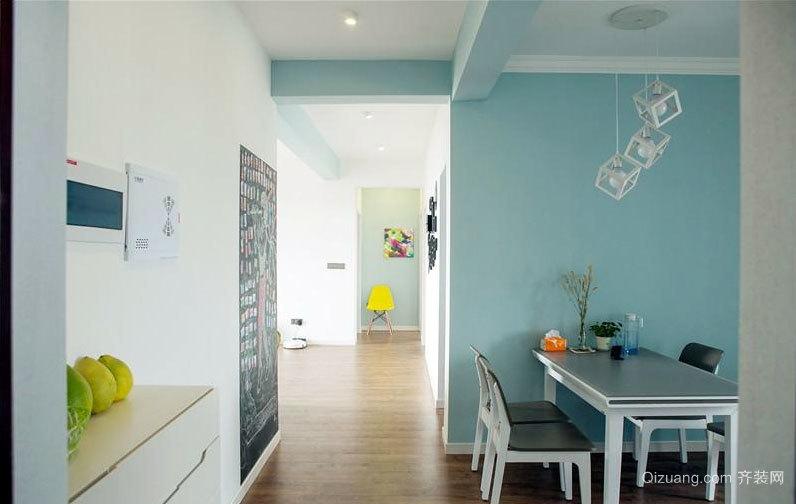 130平米简约装修10万造价房屋装修设计