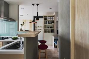 67平米小户型老房改造装修设计效果图