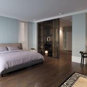 房屋卧室床图片
