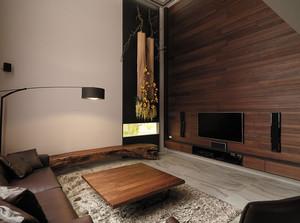 日式家居客厅装饰设计