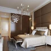 现代时尚卧室装修效果图