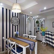 房屋餐厅墙面装饰设计