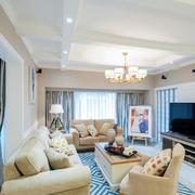 新房客厅图片