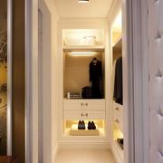 现代美观整体衣柜