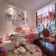 家居小型儿童房效果图