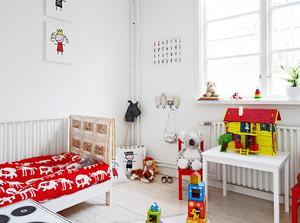 气质高贵的法式风格儿童房设计装修效果图