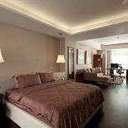 简约现代卧室设计
