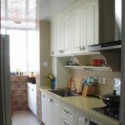 家居厨房橱柜装修