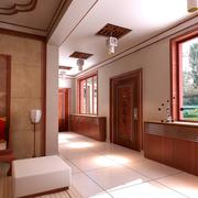 别墅走廊设计