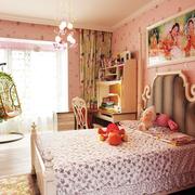 简约休闲儿童房效果图片