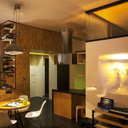 公寓梦幻的小餐厅