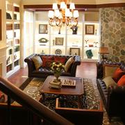 豪华家居客厅图片