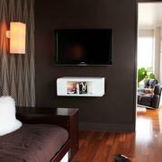卧室电视背景墙展示