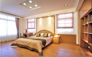 温暖日式卧室