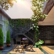 家居小露台设计