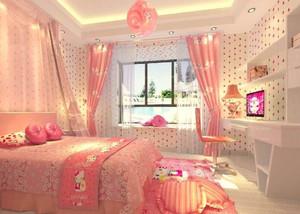 粉色婚房图片