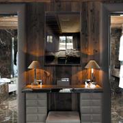 自然的木屋别墅
