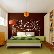 可爱小卧室案例