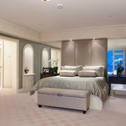 素雅的公寓卧室设计
